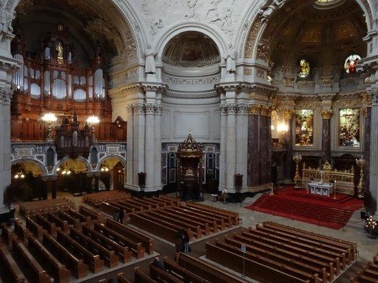 Berliner Dom: Berlin Cathedral