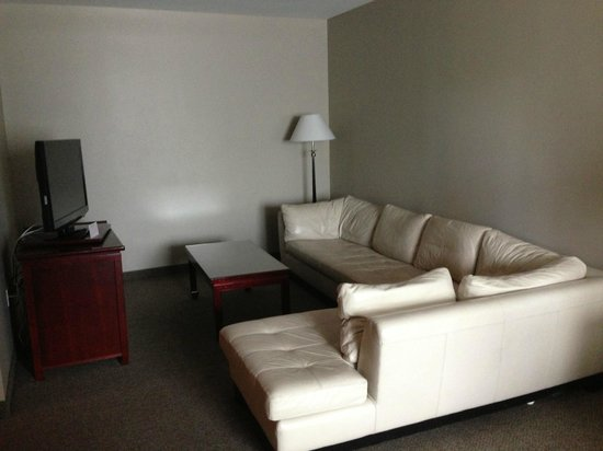 Super 8 Downtown Toronto : Habitacion Suite