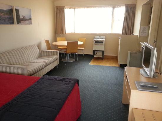 Amble Inn Motel: 1 bedroom family