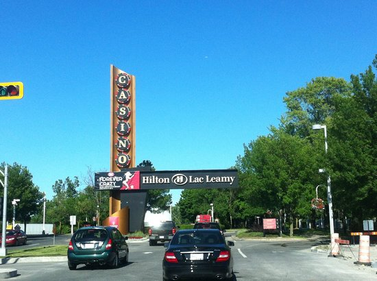 Hilton Lac Leamy Address