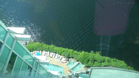 Hilton Lac-Leamy : Picina