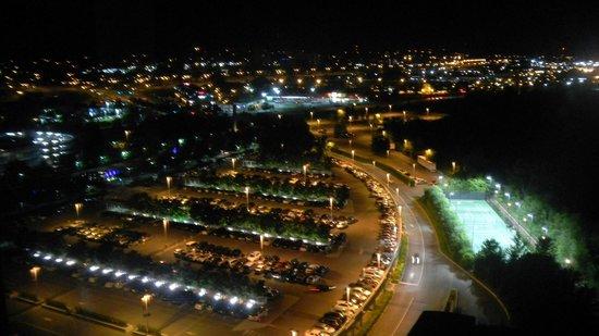 Hilton Lac-Leamy : Vista de Noche