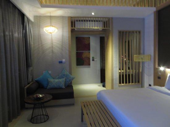 Mandarava Resort and Spa : The Panoramic Deluxe Room