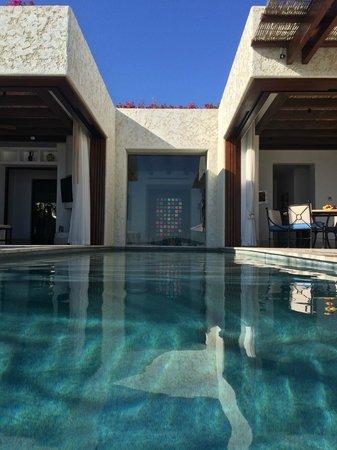 Las Ventanas al Paraiso, A Rosewood Resort: luxury beachfront villa!