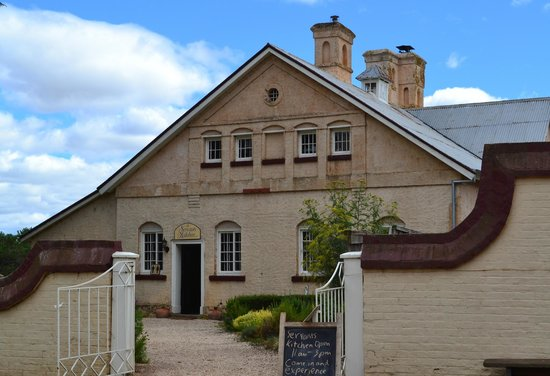 Woolmers Estate: Cafe within old servants quarters