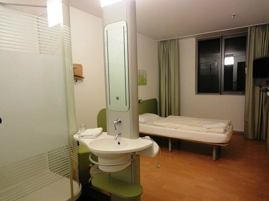 Ibis Budget Dresden City: Single room