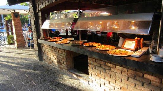 IFA Villas Bavaro Resort & Spa: pizzeria