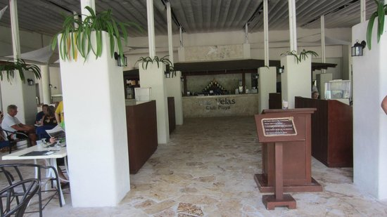 IFA Villas Bavaro Resort & Spa: restaurant de le plage