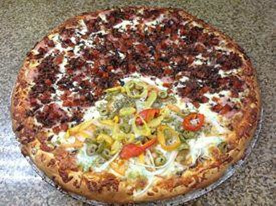 Cumberland Pizza : Meat Lover