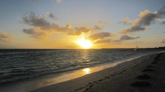 IFA Villas Bavaro Resort & Spa: lever du soleil
