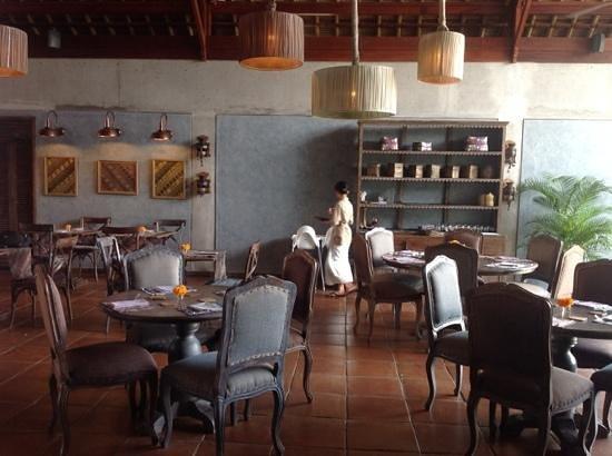 Alaya Resort Ubud: the petani restaurant