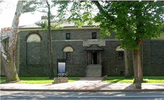 Burlington County Prison Museum