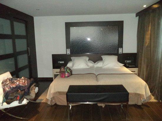 Melia Sol y Nieve: Amplias y cómodas habitaciones