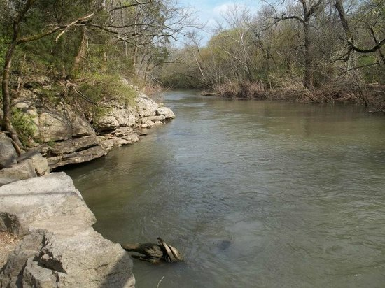 Stones River National Battlefield : Stones River