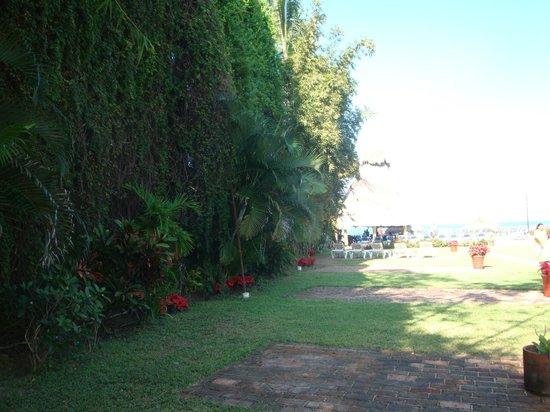 Las Cabanas del Capitan: Hotel