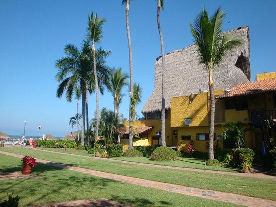 Las Cabanas del Capitan : Hotel