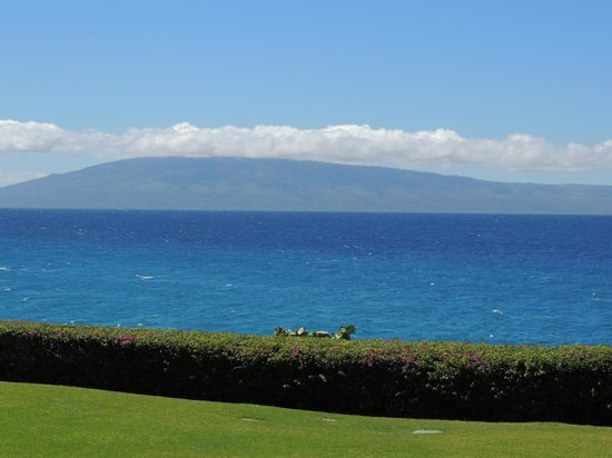 Sheraton Maui Resort & Spa: View from Hale 6