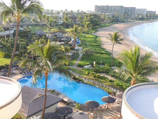 Sheraton Maui Resort & Spa: View from Na Hoku