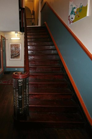 The Original Backpackers Hostel: Reception