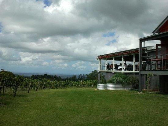 Flame Hill Vineyard: Flame Hill Restaurant