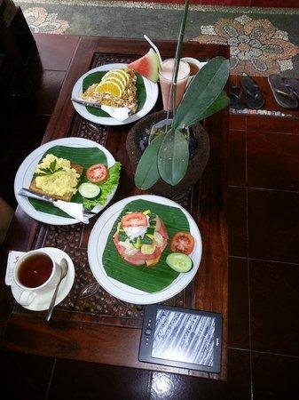 Praety Home Stay : Amazing breakfast