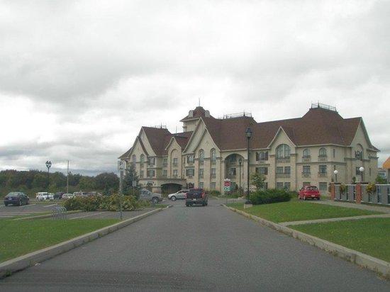 Le St Martin Bromont: hotel