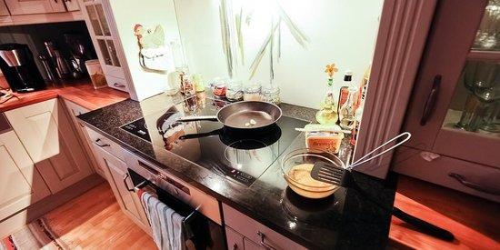 Anne Gerd's Lofoten: Kitchen