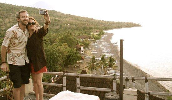 Katana Villa: At Made Sani's Sunset View Restaurant