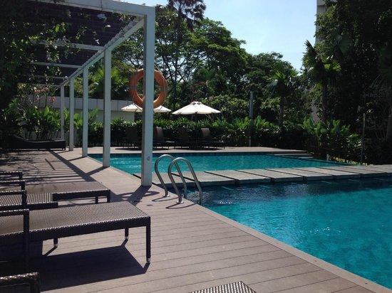 Dorsett Grand Subang: プール