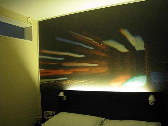 Hotel Montana : ベッドルーム