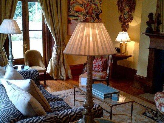 Islington Hotel: Sitting Room