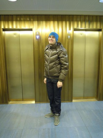 Cumulus Hakaniemi : Лифты
