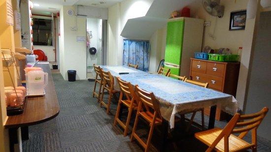Kawan Hostel: Kitchen