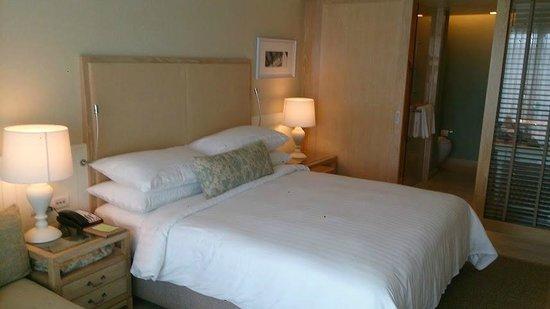 Amari Hua Hin: Comfy bed