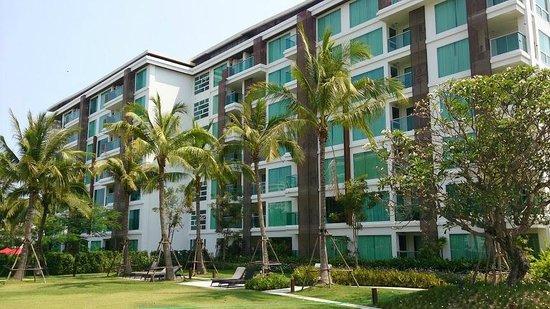 Amari Hua Hin: Hotel grounds