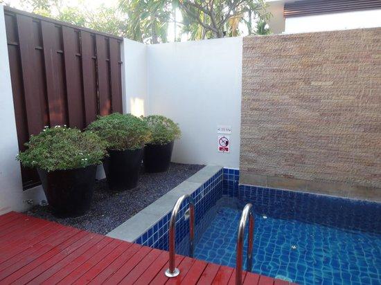 Malisa Villa Suites: Pool - villa 1204