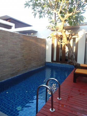 Malisa Villa Suites: Villa 1204 - pool