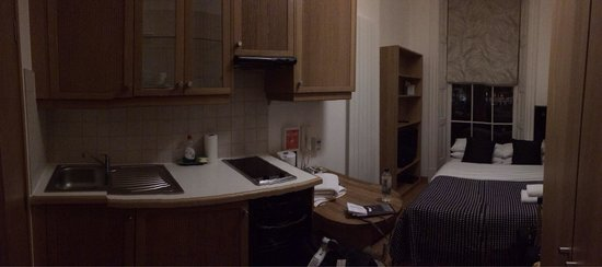 Studios2Let Serviced Apartments - Cartwright Gardens: Monolocale
