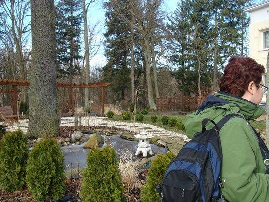 Gryf: ogród