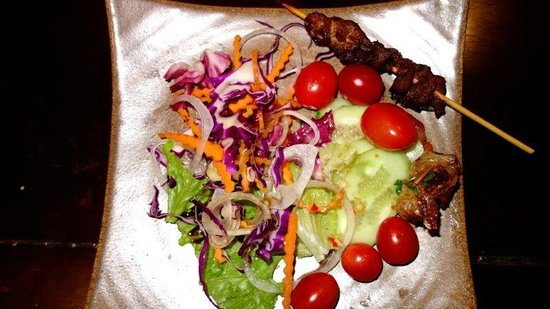 Hanoi Boutique Hotel & Spa: Salads