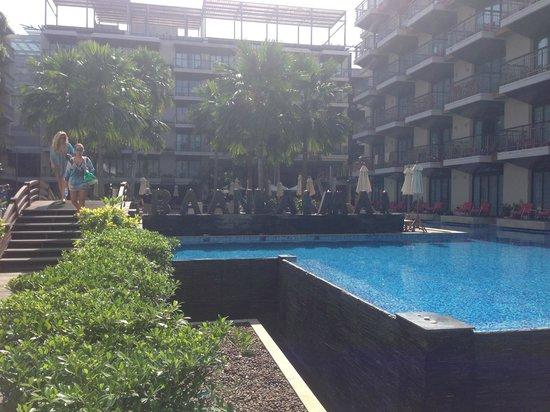 Baan Laimai Beach Resort: プール