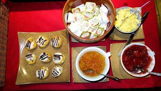 Hanoi Boutique Hotel & Spa: Breakfast