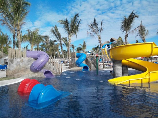 Memories Splash Punta Cana: Аквапарк