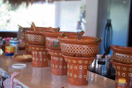 Hotelito Los Suenos: Breakfast!