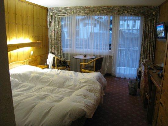 Hotel Excelsior : ベッドルーム
