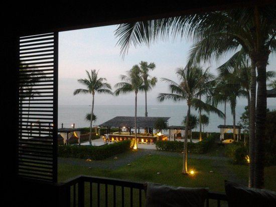Hansar Samui Resort : view from our room