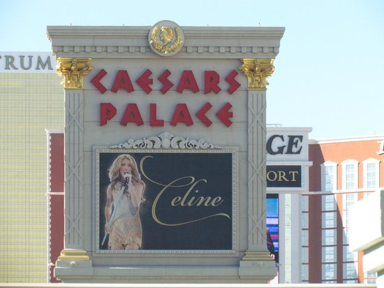 Casino at Caesars Palace : Caesar Palace
