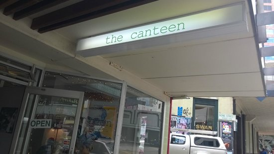 The Canteen: Don't be put off by the plain exterior