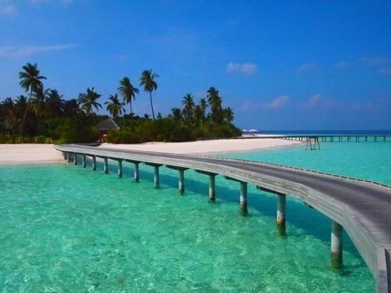 Anantara Kihavah Maldives Villas: spa