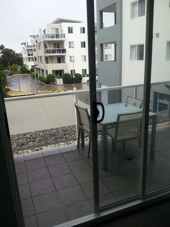Quality Suites Pioneer Sands : balcony